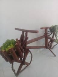Artesanatos para jardim e interiores