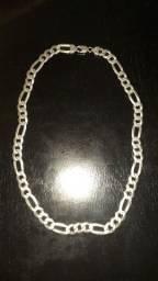 Vendo prata 3x1 65cm por 1cm de largura