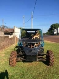 Gaiola trilha 4x4 motor XT 600