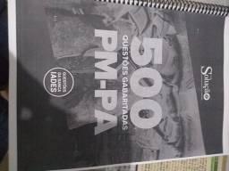 Caderno de Questão 500 Questões banca IADES