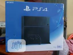 Ps4 Fat 2tb - 2 Controles + Hd Externo 500gb