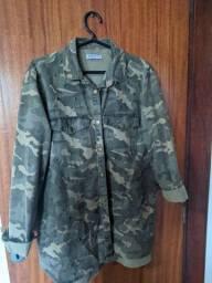 Jaqueta Estilo Exército