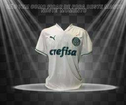 Camisa Palmeiras Branca