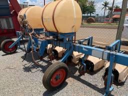 Aplicador de herbicida para algodao