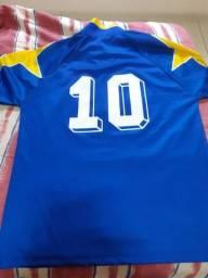 Camisa juventus azul título mundial de clubes 1995
