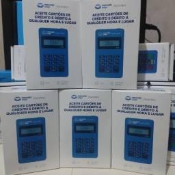Point mini Mercado Pago bluetooth D150 kit com 10 unidades