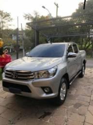 Hilux SRV Entrada de R$14.000 Parcelas 1.749