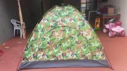 Barraca de camping acampamento 6 pessoas