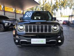 Jeep Renegade Limited 2020 - 32.100 KMS - Preto