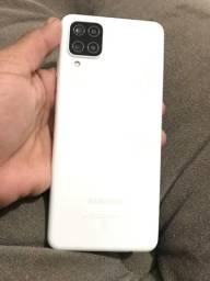 Samsung A12 ( ESTADO DE NOVO ) aceito cartão