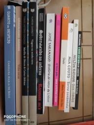 Livros para pré vestibular e Enem