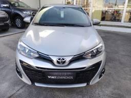 Toyota Yaris XLS 1.5 Automático Completo 2019.