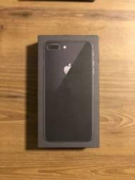 iPhone 8 Plus Space gray novo garantia Apple