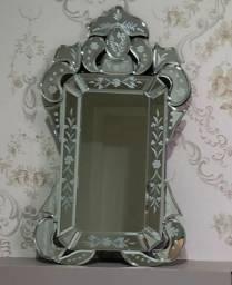 Espelho estilo veneziano