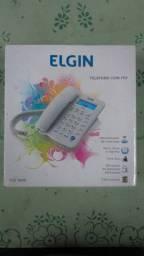 Telefone de mesa Elgim TCF3000