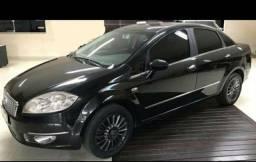 Fiat Linea 2010 Hlx câmbio manual - top