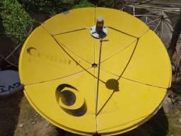 Antena fechada century 1,50m