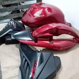 Pinturas de moto