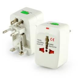 Tomada Universal Adaptador De Rede Elétrica