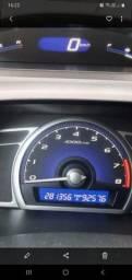 Honda Civic 2007/2008 LXS prata