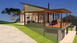 Casa com 3 dormitórios à venda, 140 m² por R$ 440.000,00 - Sebastiana - Teresópolis/RJ