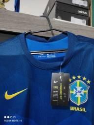 Camisa do Brasil 2021 tamanho G Nova