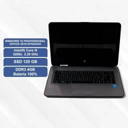 Notebook HP I5 SSD HDMI