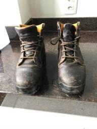 Bota para trabalho e conforto para os pés T 40