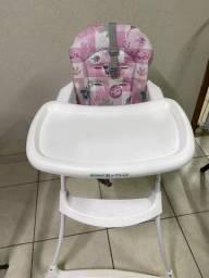 Cadeira de alimentação de bebe