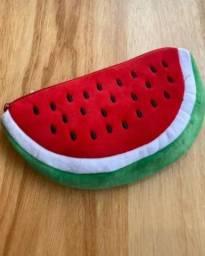 Estojo necessárie melancia