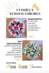 Mini Pizzas Vó Dalva