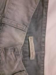 Short Aquamar jeans