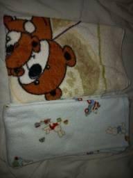 2 cobertor bebê