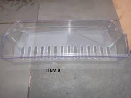 Várias peças geladeira Electrolux DF50