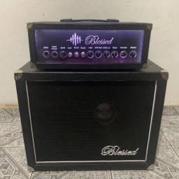 Caixa amplificada Blessed