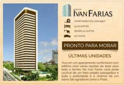 Apartamento novo na Prata c/ 03 quartos - Ivan Farias