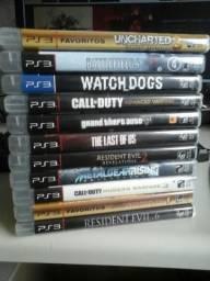 Jogos semi-novos PS3 - Leia toda a descrição