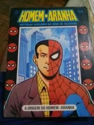 Homem Aranha - Coleção Completa - Editora Ebal - Anos 80
