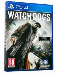 Vendo Watch Dog Ps4