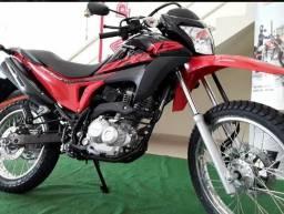 Honda bros 160 esdd - 2016