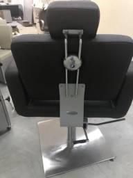 Cadeira Reclinável com Encosto de Cabeça