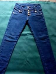 Calça Jeans 08 anos