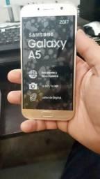 Galaxy a5 2017 impecável