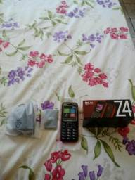 Vendo celular Dual Chip BLU Z4
