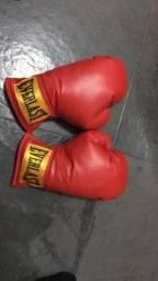 Luva boxe (muay thai ou kickboxing) zero
