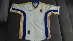 Raridade  Camisa Da Seleção Da Suécia Da adidas - Anos 90 5530534c3e28f