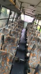 Banco ônibus