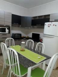Lindo Sobrado 3 Dormitórios - Jardim Saint Morritz Próximo Noel supermercado -T. da Serra