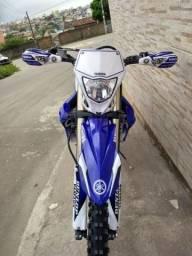 Yamaha wr 250 trilha enduro - 2018