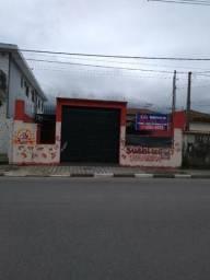 Alugo espaço em Cubatão , com estrutura para comercio . 250M²